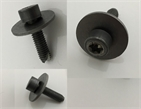 Socket Head M/S w/Plain Washer