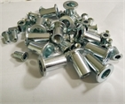 Flat head   Rivet Nuts factory
